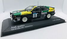Minichamps 1/43 Audi Quattro Tour De Corsa 1981 430811915