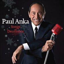 Songs of December by Paul Anka (Singer/Songwriter) (CD, Nov-2011, Decca)