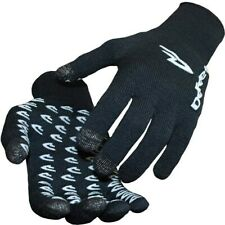 Defeet E-Touch Dura Long Finger Cycling Gloves Black Size M New with Tag UK