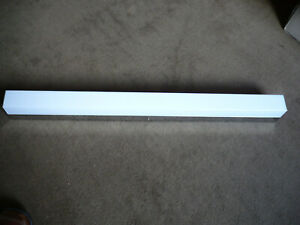 Helestra - LADO - LED Wandleuchte - 60 cm  Spiegelleuchte - IP 44 - chrom