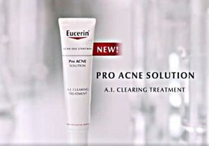 EUCERIN Pro Acne Dermopure Clearing Treatment 40ml serum acne-prone skin