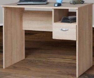 Schülerschreibtisch PC-Tisch Eiche sonoma dekor Schreibtisch - (2200)