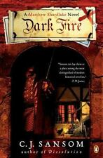 Dark Fire by C. J. Sansom (2005, Paperback)