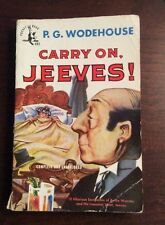 Carry On, Jeeves! (1948, Softcover) P G Wodehouse PreOwnedBook.com