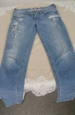 D- Jeans,Mit Risse Marke Hollister Gr ;W25/L29