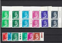 Spain Mint Never Hinged Stamps Ref 23355