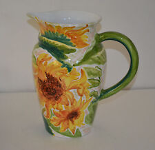 CAROLYN BRADY DESIGN FOR GRAZIA DERUTA BERGDORF GOODMAN STORE PITCHER