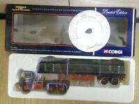 Corgi CC12508 Atkinson Borderer Flatbed Trailer & Pipeload Ltd. Ed. 0003 of 2200