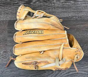 Mizuno Pro Limited Edition GMP 6 Deguchi Leather Baseball Glove 11.5 Inches RHT