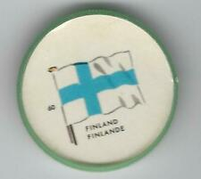 1963 General Mills Flags of the World Premium Coins #60 Finland