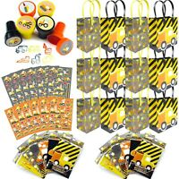 Construction Trucks Birthday Party Favor Set of 60pcs