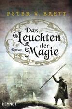 Das Leuchten der Magie / Dämonenzyklus Bd. 5 von Peter V. Brett (2017, Taschenbuch)