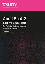 Trinity Aural Book  Grade 6-8 2017