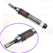 Refillable Welding Soldering Pen Butane Gas Fuel Jet Flame Pencil Lighter Torch