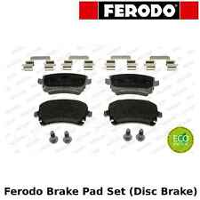 Ferodo Brake Pad Set (Disc Brake) - Rear - FDB1655 - OE Quality