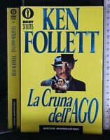 LA CRUNA DELL'AGO. Ken Follett. Mondadori.