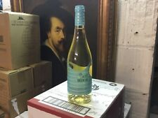 6 bouteilles Bordeaux Blanc le petit baigneur sauvignon millésime 2018