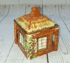 VINTAGE COLLECTABLE  PRICE KENSINGTON COTTAGE WARE POT PRESERVE JAM POT