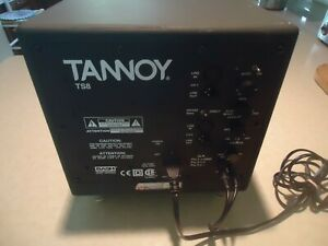 Tannoy TS-8 powered subwoofer Tested Works !!