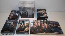 BATTLESTAR GALACTICA The Complete Series (25-DISC DVD BOX) TV Sci-Fi