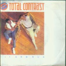 """7"""" Total Contrast/Hit And Run (NL)"""
