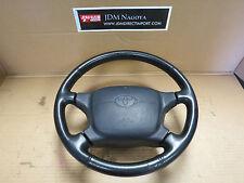 JDM 97 Spec Toyota MR2 GEN3 3SGTE OEM SRS Steering Wheel, Celica, Supra