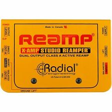 Radial Engineering X-Amp - Active Re-Amplifying Device NEW! FREE 2-DAY DELIVERY!