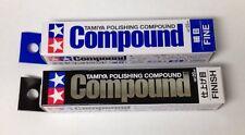 TAMIYA Polishing Compound Fine and Finish SET From Japan