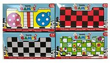 Magnetic Travel Game - Board Games Kids Childrens Family Fun Toy Party Bag