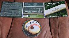 ALAN PASQUA TWIN BILL TWO PIANO MUSIC OF BILL EVANS  2011  CD  JAZZ FUSION