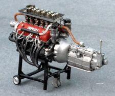 kit 1/43 MOTORE x FERRARI 250 TR 1960 in METALLO BIANCO  Renaissance ENG2B