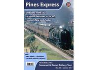 Somerset and Dorset Railway Trust; S&D, Pines Express 285 - Summer 2017