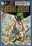 METAL MEN # 4  - DC 1963  (vg)