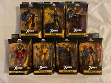 Marvel Legends X-Men Wave 3 Complete BAF Apocalypse Series New US Seller