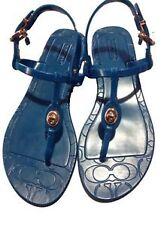 Women's Shiny Flip Flops