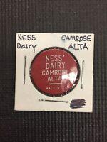 Ness Dairy Cam rose Alberta 1 Quart Homo Milk Token Combine Shipping