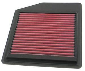 K&N AIR FILTER FOR ACURA NSX 3.0 3.2 V6 1991-2005 33-2713