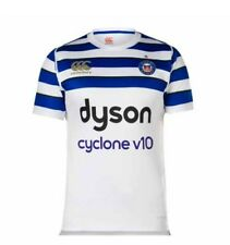 Child's Bath Rugby Vapodri Away Pro Fitted Shirt 2018/19  14/15 Years BNWT