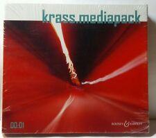 Krass Mediapack: 00:01 (CD3068)