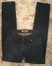 J Brand Women's Blue Jeans Boot Leg  Cut Jeans Size 25 Style 918 Miner Denim