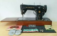 1954 Singer 306K EJ481739 Semi Industrial  Zigzag,Sewing, Embroidery Machine.