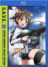 Strike Witches: Season 1 S.A.V.E. (Blu-r Blu-ray