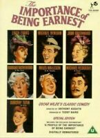 THE IMPORTANCE OF BEING ERNEST SPECIAL EDITION MICHAEL DENISON RANK UK DVD NEW