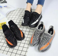 Hot MENS SPORTS YEEZY1 350 BOOST TRAINERS FITNESS GYM SPORTS RUNNING SHOCK SHOES