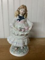Coalport Childhood Joys  Figurine Made in England Limited To 12,500 USA Seller