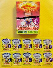 1986 Garbage Pail Kids Original 4th Series 4 GPK OS4 (BOX & 10 WAX PACKS) RARE!!