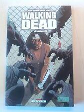 walking dead,tome 6,vengeance,delcourt,neuf
