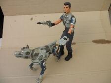 Action Man + sont chien robot Rarissime à saisir