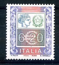 ITALIA 2002 -  ALTO VALORE  Euro  6,20  NUOVO **