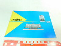 BT888-0,5# Hamo Spur H0 Katalog 61/1961: V 160 + V 80 + T 205 + T 126 etc, s.g.